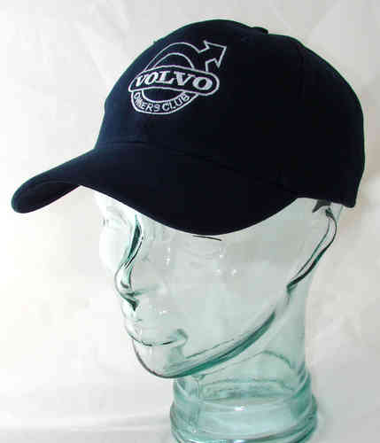 NAVY VOC EMBROIDERED  BASEBALL CAP