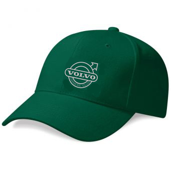 FOREST GREEN VOC EMBROIDERED BASEBALL CAP
