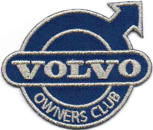 VOC IRON ON PATCH