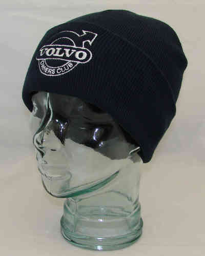 VOC EMBROIDERED WOOLY SKI HAT